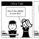 Office Talk - Splinter part 3