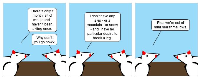 All Downhill
