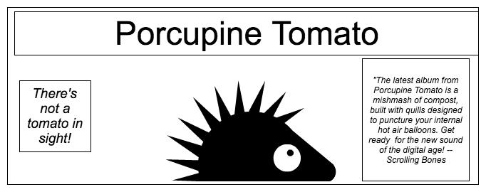 Porcupine Tomato
