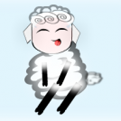 Happy Chibi Sheep!