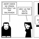 GALINHADA DA VIRADA CULTURAL