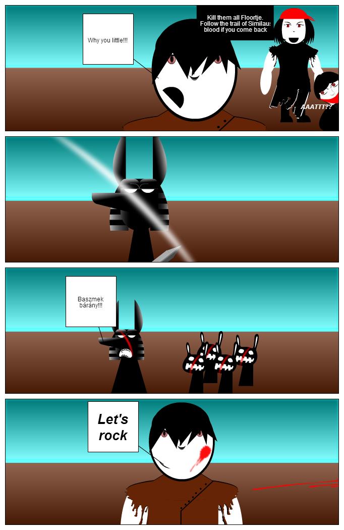 Aquaman: Let's bunny hunt
