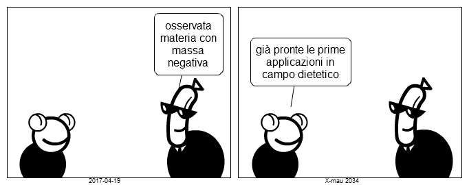 (2034) ricadute scientifiche