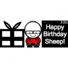 Happy Birthday Sheep!