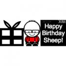 Happy Birthday Sheep!