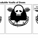 Dédicace aux Unspeakable Vaults of Doom