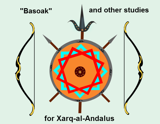 Basoak and other studies for Xarq-al-Andalus
