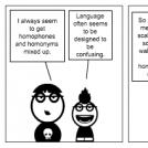 Dumb Language Analysis