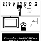 Racismo na sala de aula