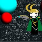 Jake as Loki
