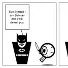 Batman Loses