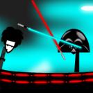 Zeek vs the Dark Lord: the final battle