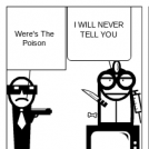 CIA Agent vs Seinctists Robot