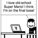 Computer Mario