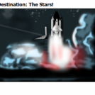 Destination: The Stars!
