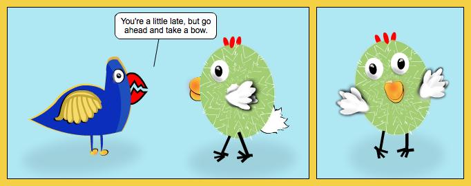 Egg Bird