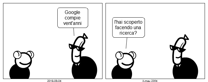 (2354) compleanni