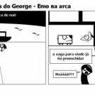 Contos humoristicos do George - Emo na arca