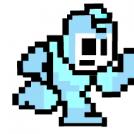 megaman(pixel)