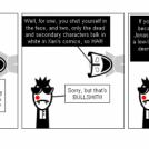 Death #1, pt.1