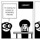 Conspiracy in the Library