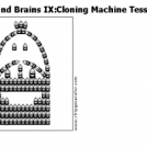 Tank and Brains IX:Cloning Machine Tessalate 1