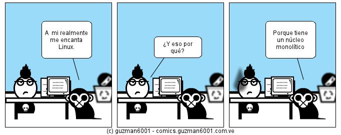 082 - Nucleo de Linux