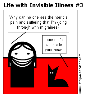 Life with Invisible Illness #3
