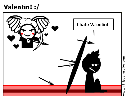 Valentin! :/