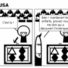 LA DECOUVERTE DES USA
