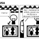 LA DECOUVERTE DES USA