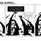 Dr. Metr-X - Lesy, lesy, pralesy...