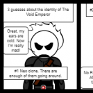 Who is the Void Emperor?