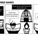 RAMBO FED VS. ZOMBIE BANKS