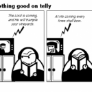 Bill the Klingon - Nothing good on telly