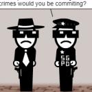 Crime cops