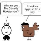 The Comedy Rooster