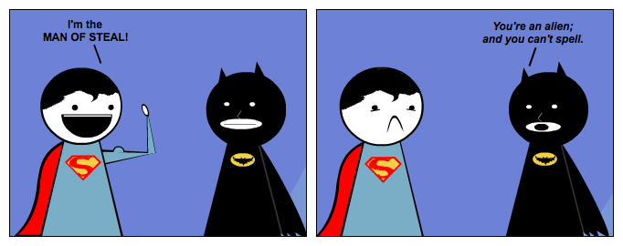 Batman & Superman 3