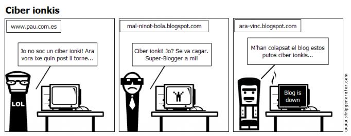 Ciber ionkis