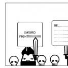 EPIK (or epic for noobs) sword fight