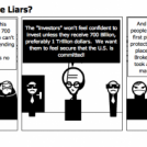 The Inhibitors or the Liars?