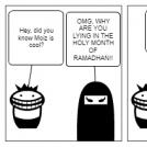 lying in ramadhan