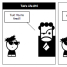 Tuk's life #10