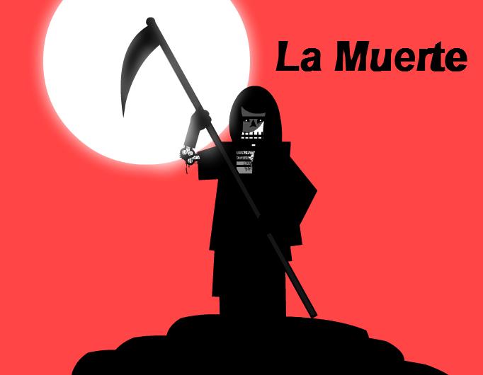 La Muerte (portada)
