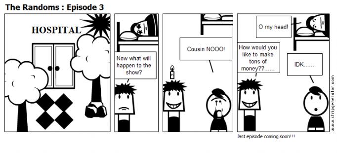 The Randoms : Episode 3