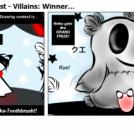 Video Game Art Contest - Villains: Winner...