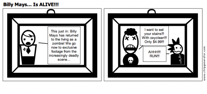Billy Mays... Is ALIVE!!!