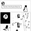 The War of the Russian Snowmen