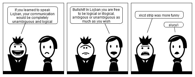 Lojban myth