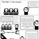 """The Wall"" is the answer!"